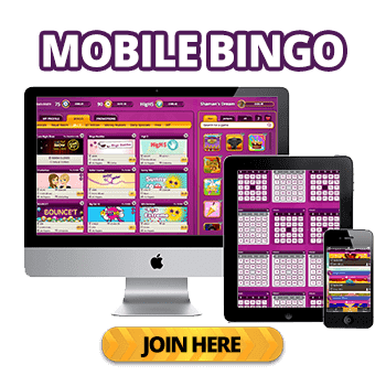 Mobile Bingo Games - Chit Chat Bingo