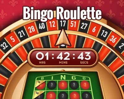 Bingo Roulette – 52-5 Bingo Game Variation